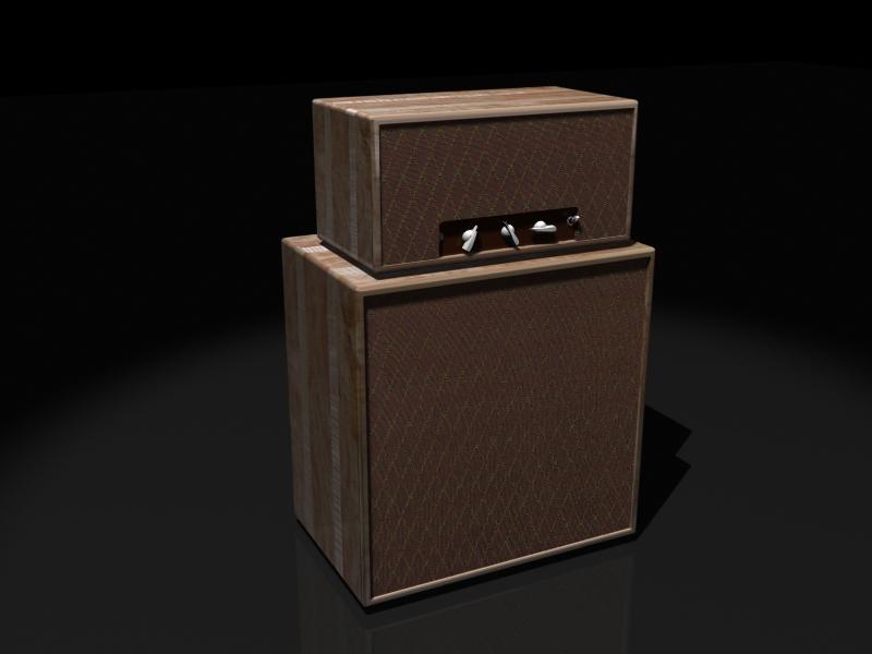 Vox AC4TV Cabinet Conversion