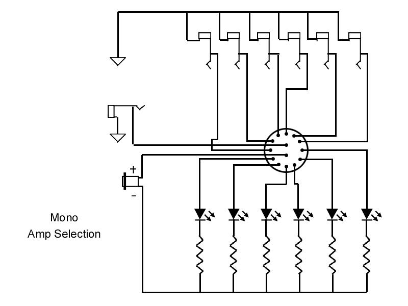 studio amp switching setup - advice please